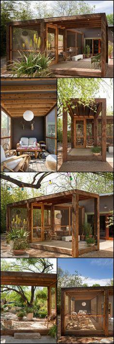 Detached Screen Porch Bing Images D 233 Coration