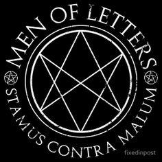 Supernatural - Men of Letters - Dark