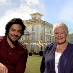 History's most unlikely friendship. See Academy Award winner Judi Dench and Ali Fazal in Victoria & Abdul, now playing in select theaters, everywhere this Friday!