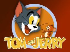 Tom and Jerry Cartoon | Cartoon tom and jerry - two faces of them in their logo