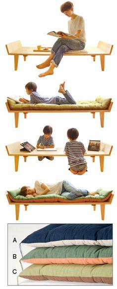 cosine/ohirune sofa コサイン/お昼寝ソファ
