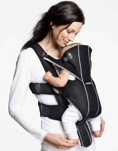 BabyBjorn Baby Carrier Miracle 1 Mandis must have list of baby items