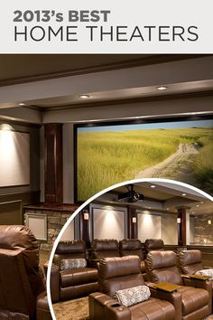 See more pin-worthy home theaters and vote for your favorite in the 2013 CEDIA People's Pick >> http://www.hgtvremodels.com/cedia-electronic-lifestyle-awards-peoples-pick-2013-home-theaters/package/index.html?soc=cediapincaption