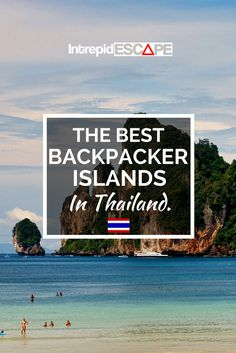 The BEST Backpacker Island in Thailand #Thailand #Backpacker #Travel Thailand Adventure, Thailand Travel, Asia Travel, Places To Travel, Travel Destinations, Places To Visit, Phuket, Backpacking Europe, Backpacking Thailand