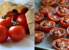 Roasted tomato ketchup.