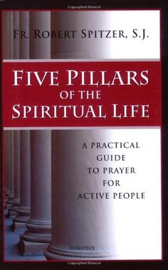 Five Pillars of the Spiritual Life: A Practical Guide to Prayer for Active People by Robert J. Spitzer http://www.amazon.com/dp/1586172018/ref=cm_sw_r_pi_dp_Ibimtb1A5ZG9V4B7