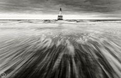 Rattray Head lighthouse by Jan Watzek on 500px