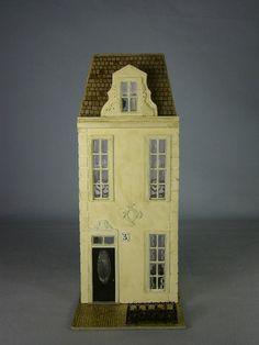 1/48th scale dollhouse