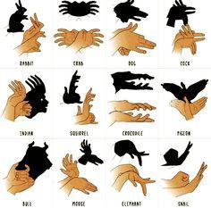 Hand Jive / Shadow Dancing.