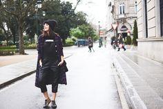 The Fashion Through My Eyes / Stripes+plaid+leopard //  #Fashion, #FashionBlog, #FashionBlogger, #Ootd, #OutfitOfTheDay, #Style