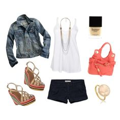Daydream, created by traceejohannes on Polyvore