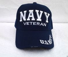 Unbranded Acrylic Baseball Caps Military Hats for Men