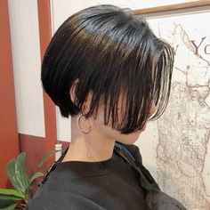 Icy Short Pixie Cut - 60 Cute Short Pixie Haircuts – Femininity and Practicality - The Trending Hairstyle Korean Short Hair, Short Straight Hair, Short Hair Cuts, Tomboy Hairstyles, Pretty Hairstyles, Straight Hairstyles, Short Hair Tomboy, Girl Short Hair, Androgynous Haircut
