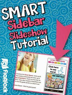 Easy Sidebar Slideshow Tutorial