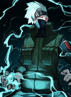 Kakashi Is Art : Photo