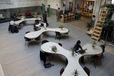 Coworking en Hub Madrid #espaciosdMadrid by madrideducacion.es, via Flickr