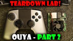 Teardown Lab - Ouya Part 2 Main Unit OUYA! I tear into a classic Kickstarter backed hardware project!   I have put together Teardown Lab because I cannot bear to throw away useless junk but I can give it one last hoorah in usefulness by sharing what is inside and possibly figuring out how it works! Please feel free to ping me with suggestions or if you want to send me something to dismantle (or try to repair!) for the channel!  Please subscribe for more or keep in touch in your preferred…