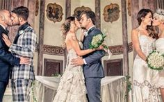 èSposa, la prima fiera che apre alle coppie gay #napoli #gay #matrimonio
