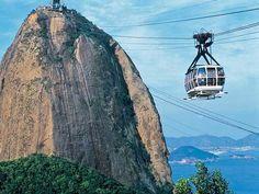 the sugar loaf, rio de janeiro