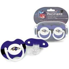 NFL Baltimore Ravens 2 Pack Pacifier by Baby Fanatic. $9.20. NFL Baby Fanatic 2-Pack Pacifiers