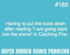 I put it down for like 2 minutes, cried, screamed, then I started reading again, haha\