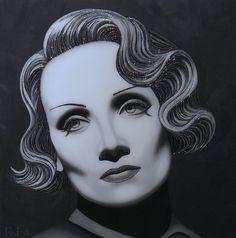 Marlene Beauty Industry, Famous People, Pop Art, Stephane, Halloween Face Makeup, Celebrity, Artists, Art Pop, Celebs