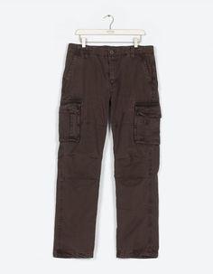 Cargo Trousers Mens Cargo, Cargo Pants Men, Trousers, Stylish, Tops, Fashion, Trouser Pants, Moda, Pants