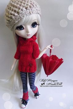 Suzane ♥ by ♥ Kety Marques -Mundo Doll ♥, via Flickr