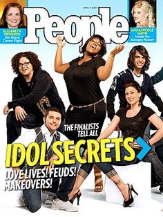 photo | Reality TV, American Idol, TV Milestones, American Idol, Anna Nicole Smith, Chris Richardson, Chris Sligh, Elizabeth Edwards, Gina ...