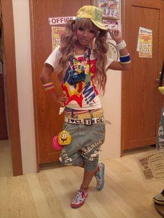 d0d44b87cdf amekaji Gyaru Fashion, Kawaii Fashion, Teen Fashion, Tokyo Fashion,  Japanese Street Fashion