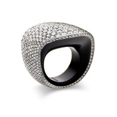 VHERNIER DIAMOND RING