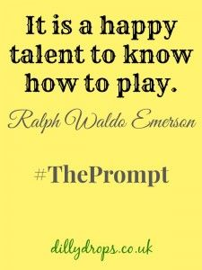Play #ThePrompt
