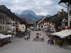 Gruyère, Svizzera Switzerland, Around The Worlds, Street View, Travel, Lugares, Viajes, Traveling, Trips, Tourism