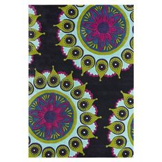 Oriental Weavers - Tapis 160 x 230 cm, multicolore [Holly] Soft Furnishings, Wool Rug, Outdoor Blanket, Fancy, Rugs, Carpets, Tiles, Folk, Lounge