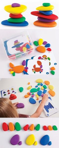 Rainbow Pebbles Infant, Nursery, Rainbow, Toys, Crafts, Baby, Room Baby, Rain Bow