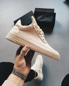 Filling Pieces ss16 Low Top Tone Frost