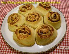 Torta di Rose con pancetta e formaggio