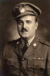 Colonel John William Langmuir, OBE