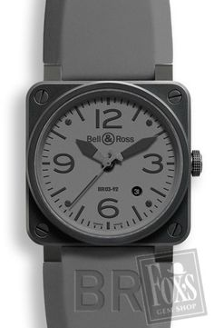 edb0b93bc5f Bell   Ross Watch BR 03 92 Commando Watch available to buy online from with  free UK delivery.
