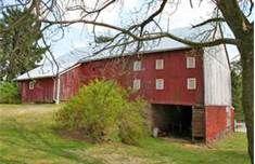 Red Barn split level