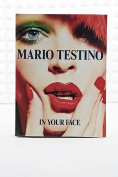 Mario Testino: In Your Face Book - Urban Outfitters