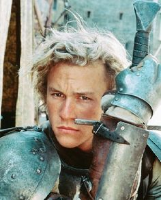 Heath Ledger - A Knight's Tale (2001) Your men love you. If I knew nothing else about you, that would be enough.