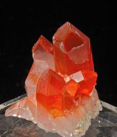 Quartz; Orange River, North Cape Province, South Africa