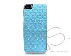 Spot Diamond Series iPhone 5 Crystal Cases - Ice Blue  http://www.dsstyles.com/en/iphone-5-cases/spot-diamond-series-iphone-5-crystal-cases-ice-blue-2.html