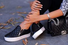 VivaLuxury - Fashion Blog by Annabelle Fleur: NEW IN :: SHOES & BAGS