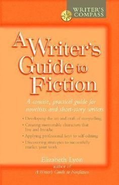 The second book in the Writer's Compass series from professional writing instructor Elizabeth Lyon offers both aspiring and established authors the fundamentals of writing and selling a great novel or short story. In addition to the basics of characterization, plot, pacing, and theme, A Writer's Guide to Fiction also features a plan for revising fiction, a guide to marketing, samples of cover and query letters, and methods of honing the writing craft.