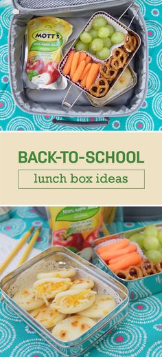 Don't you just love back-to-school lunchbox inspiration? That's why this healthy lunch-packing idea is one of our favorites! Check out this recipe for Cute Mini Arepas with Cheese to pair with one of the three new flavors of the Mott's Juice Healthy Diet Snacks, Healthy School Lunches, Lunch Snacks, Lunch Box, Kid Lunches, Bento Box, Toddler Meals, Kids Meals, Gourmet Recipes