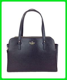 Kate Spade Grand Street Lydia Leather Tote Bag, Black - Totes (*Amazon Partner-Link)
