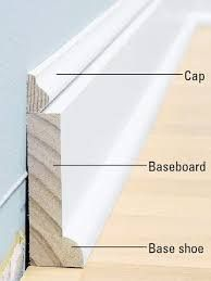 Image result for farmhouse baseboards