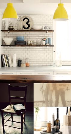 Hudson Made kitchen decor // The City Sage blog